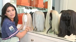 Download Kylie Jenner Shows Off Her Wig Collection & Gives Tour Of Glam Room Video