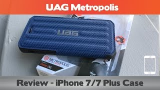 Download A GREAT wallet cases for the iPhone 7! Urban Armor Gear Metropolis Review - iPhone 7 Wallet Cases Video