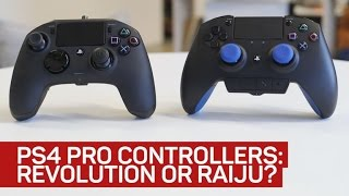 Download The pros and cons of PlayStation 4's pro controllers Video
