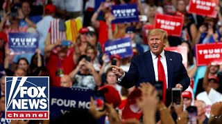 Download Live: Trump holds 'MAGA' rally in Orlando to kick off 2020 campaign Video