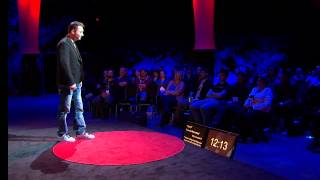 Download 20 days that changed my life | Patrick Lehoux | TEDxNickelCity Video