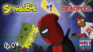 Download Spongebob vs Deadpool - Cartoon Beatbox Battles Video