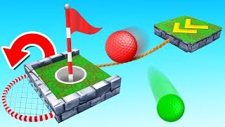 Download BEAT The Tightrope TROLL to WIN! (Golf It) Video