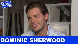 Download Dominic Sherwood Spills Which Shadowhunters Would Go On Blind Dates! Video