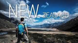 Download New Zealand Cinematic - A Roadtrip on the South Island NZ Video