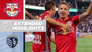 Download New York Red Bulls battle back from a second-half deficit Video