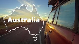 Download Australia Road Trip - From Brisbane to Brisbane Video