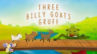 Download The Three Billy Goats Gruff | Fairy Tales | Gigglebox Video