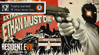 Download RESIDENT EVIL 7 · 'Ethan Must Die' FULL Walkthrough ('Ethan Never Dies' Achievement / Trophy) Video