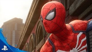 Download Marvel's Spider-Man - E3 2016 Trailer | PS4 Video