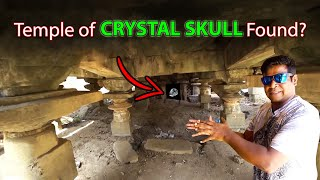 Download Ancient Temple Of Crystal Skull Found In India? Video
