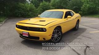 Download Modern Motoring - Reviewing the 2018 Dodge Challenger GT AWD Video
