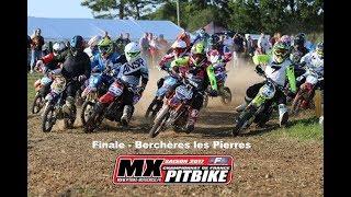Download PITBIKE CDF 2017- Finale Berchères-Les Pierres Video