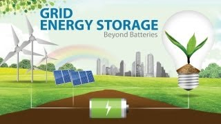 Download Grid Energy Storage: Beyond Batteries Video