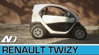 Download Renault Twizy - Primer vistazo en AutoDinámico Video