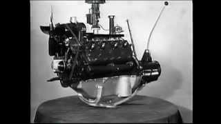 Download 1932 - The Invention of the Ford V8 Engine Video