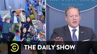 Download Sean Spicer: Kindergarten Press Secretary: The Daily Show Video