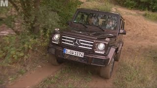 Download NEU : Mercedes G 500 Video