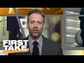 Download Max Kellerman Rips James Dolan For 'Transparent Move' | First Take | February 13, 2017 Video