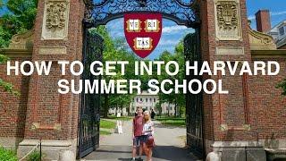 Download HOW TO GET INTO HARVARD SUMMER SCHOOL Video