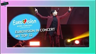 Download EUROVISION IN CONCERT AMSTERDAM 2018: MY TOP 32 Video