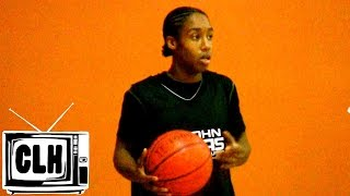 Download Jashaun Agosto HAS BOUNCE - Crazy Athlete Goes Off at John Lucas Camp Video