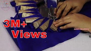 Download Paithani Saree Blouse Design Video