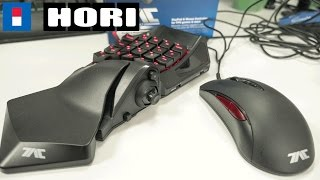 Download HORI TAC Pro Review - PS4 Mouse and Keyboard Video
