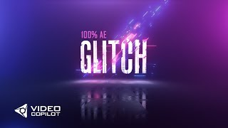 Download Colorful Glitch FX Tutorial! 100% After Effects! Video