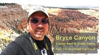 Download Bryce Canyon, Capitol Reef, and Goblin Valley (Four Corners Day 6) | Traveling Robert Video