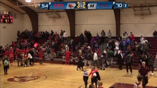 Download Conrad visits #5 Caravel Boys Basketball LIVE from Caravel Academy. Video