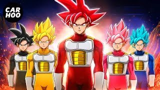 Download GOKU SAIYAN RANGERS 【 Dragon Ball Super & Power Rangers Parody 】 Video