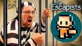 Download Duddy tries to Escape from Jail! Lets Play THE ESCAPISTS! (FGTEEV Gameplay) Video