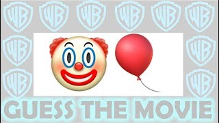 Download CAN YOU GUESS THE WARNER BROS MOVIE BY THE EMOJI? Video