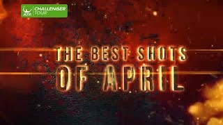 Download Top Five Challenger Hot Shots From April 2017 Video