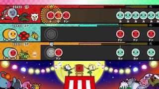 Download Jugando Taiko no Tatsujin Wii U Version (2013) Video
