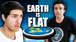 Download I spent a day with FLAT EARTHERS Video