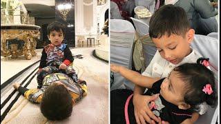 Download Koleksi video comel Baem melayan telatah Ameena dan Qayyum Video