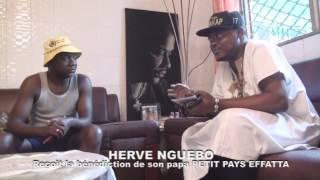 Download Hervé Nguebo reçoit la bénédiction de son papa Petit Pays Effatta Video