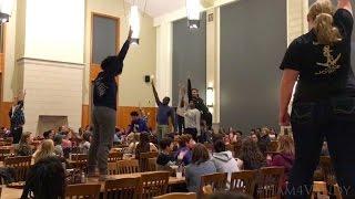 Download Hamilton Flash Mob at Vanderbilt University Video