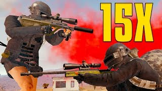 Download 15x Combo - AWM And AUG | PUBG Video