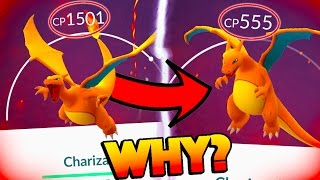Download WHY DID THESE CHANGE? Pokemon Go New CP Changes Update! THIS IS AWESOME! Video