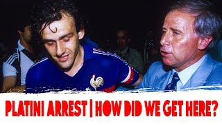 Download Platini Arrest | How did we get here? Video