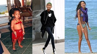 Download Willow Smith Transformation 2018 || From 0 To 17 Years Old Video