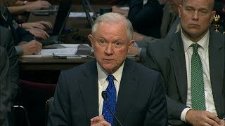 Download Attorney General Jeff Sessions testifies on Russia Investigation before House Judiciary Committee Video