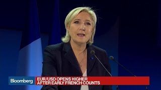 Download Le Pen Say 'Now Is Time to Free the French People' Video