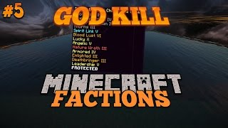 Download Cosmicpvp Factions | GOD SET KILL (DIVINE 4 + NW 3) INSANE #5 Video