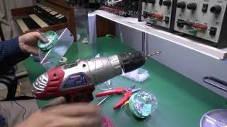 Download Disco Light Build from Old Floodlight & Led Lamps Video