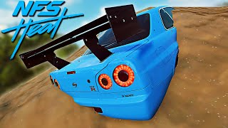 Download Need for Speed HEAT - Fails #4 (Funny Moments Compilation) Video