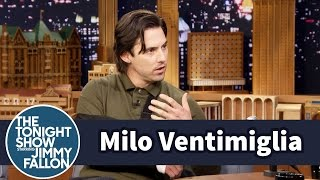 Download Milo Ventimiglia Is Not Team Jess but Is Team Jack Pearson Video